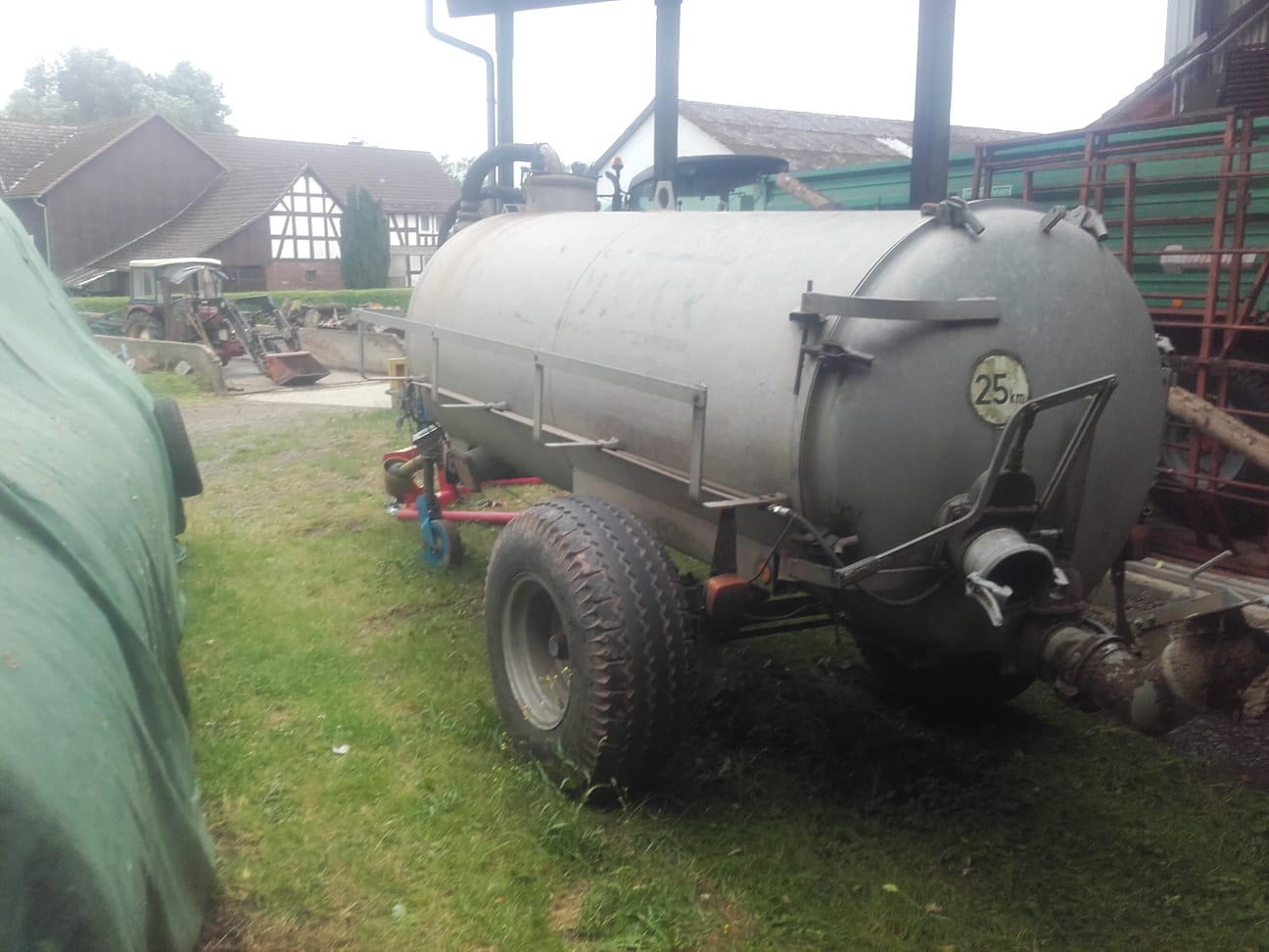 OT Wollmar Andreas Dönges 4000 Liter